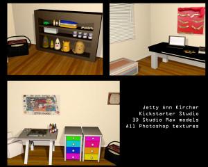 Art Studio Environment