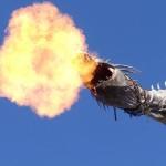 Gringott's Fireball