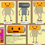 Evolution of Robochan