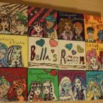 Monster High Bella's Room