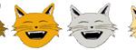 Various Kitty Head logos