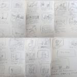 The Dance Storyboard